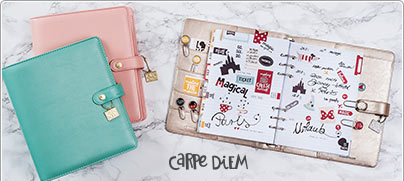 Planner Carpe Diem Simple Stories