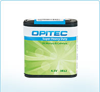 Own brand OPITEC - Batteries