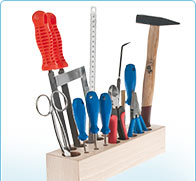 Own brand OPITEC - SAVERSETS tools