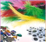 Materiale per attivitá creative