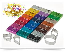 FIMO® soft Grundkasten 1 Stück