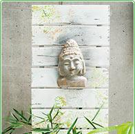 Boeddha van beton