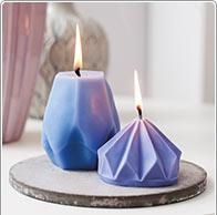 Kaarsen vormen