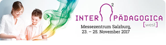 Interpädagogica 2017 in Salzburg