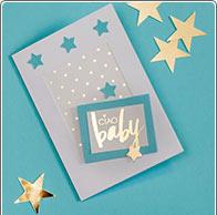 Tarjeta bebé
