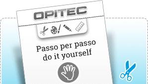 Esclusive istruzioni OPITEC
