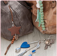 Taschenanhänger Bag Charms