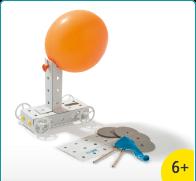 OPITEC Plus Line Luchtballon-voertuig
