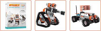 Meer informatie UBTECH Jimu AstroBot Kit