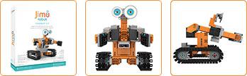 Meer informatie UBTECH Jimu TankBot Kit