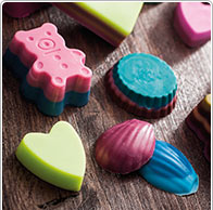 Craft ideas candy moulds