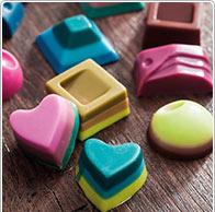 Detaillierte Anleitung zu Süßigkeiten aus Seife