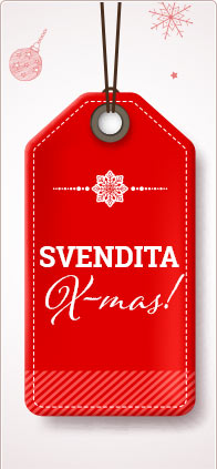 Svendita X-MAS