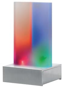 Rainbow-Disco-Light, senza batteria da 9 V