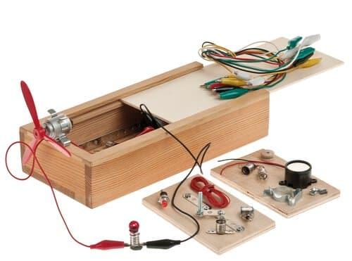 Hobby elektronica bouwpakket