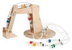Robotarm - baggermolen