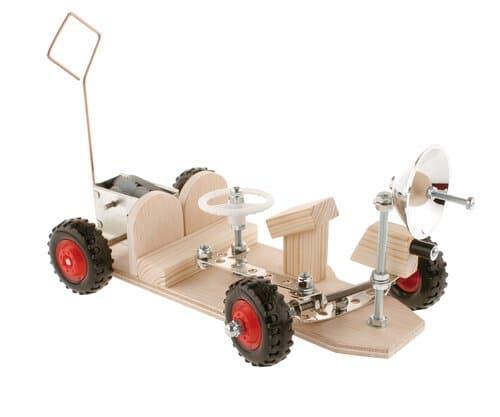 Coche lunar motor de muelle de tracci n trasera opitec - Muelles de traccion ...