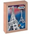 Construction 33 Torre Eiffel, senza catena di luci