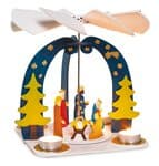 Easy-Line kit in legno 'Piramide di Natale'