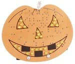 Mini Kit Halloween Blinking Pumpkin MK 145