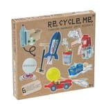 Kit creativo RE-CYCLE-ME - Ciencias