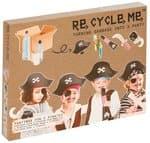 RE-CYCLE-ME knutselpakket - Piraten Party