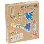 RE-CYCLE-ME divertimento rotoli sferccianti