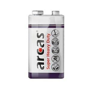 Batterie - Blockbatterie Standard 9 V