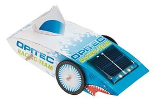 Funktionsmodell Solarfahrzeug (techcard)