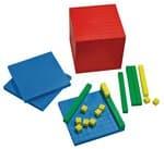 Blocchi per calcoli, set da 121