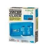 GREEN SCIENCE - Horloge alimentée à l'eau