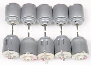 Motor R 20/Re 140, 10 stuks