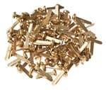 Fermacampioni 17mm / 100 pezzi