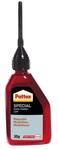 Pegamento para pl sticos pattex 30 g opitec - Pegamentos para plasticos ...