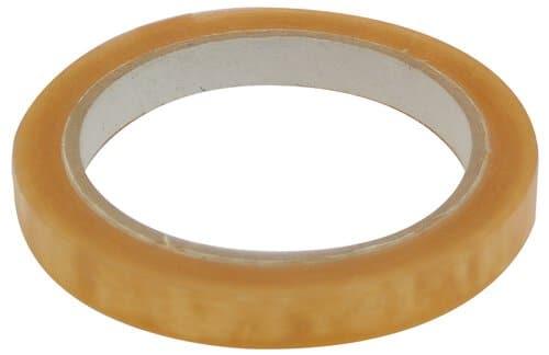 Nastro adesivo trasparente, 66m x 12mm - Opitec