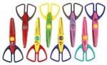 Economy Set: Contour modelling scissors (8 pcs)