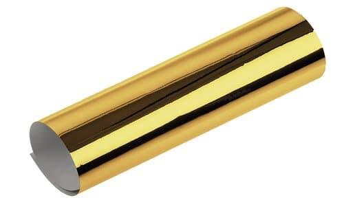 spiegelfolie selbstklebend 2 st ck gold 20x23cm opitec. Black Bedroom Furniture Sets. Home Design Ideas