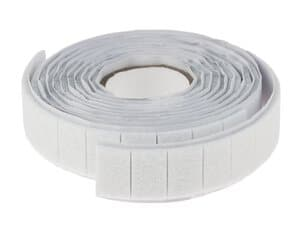Filz-Gleiter weiß, 160 Stück