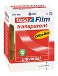 tesafilm® Office-Box (66 m x 25 mm)  6 Rollen
