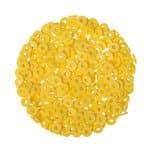 Katsuki Perlen (6 mm), 300 Stück gelb