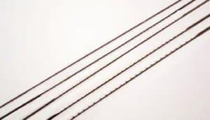 OPITEC Laubsägeblätter mit Gegenzahn, 144 St. Gr.7