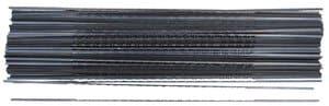 OPITEC Laubsägeblätter mit Gegenzahn, 144St. Gr.7