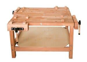 OPITEC kinder schaaf- en werkbank 60 W, 75 cm