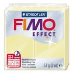 Fimo effect Modelliermasse, 57 g vanilla