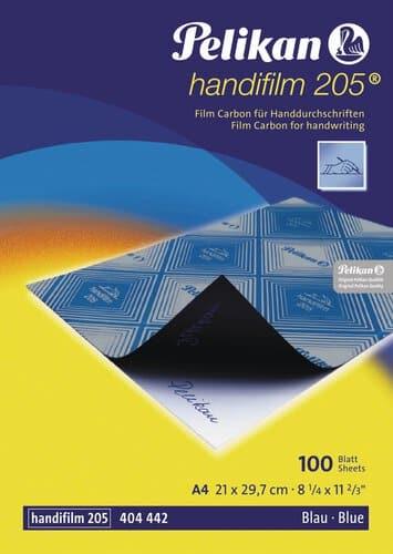 Doordrukfolie pelikan carbonpapier 100 vel opitec for Carbon papier