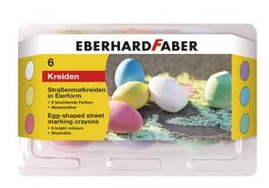 EFA Colori per dipingere sull'asfalto 'Uova'