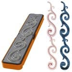 FISKARS Fuse Border Design Set - Scroll,