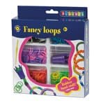 Gummiringe Fancy Loops - Bastelset