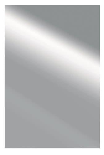 Cartoncino A Specchio Color Argento Opitec