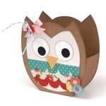Sizzix Bigz Xl Die - Bag Owl